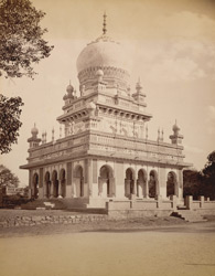 Tomb of Secunderabad.